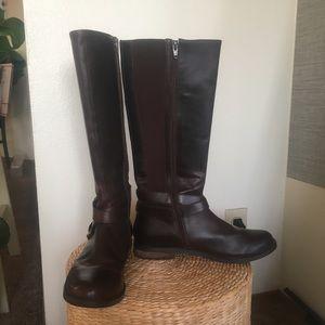 Bio System Yarrow Leather Boots 10n